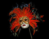 The Venetian mask — Stock Photo