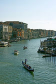 The Grand Canal in Venice 2 — Stock Photo