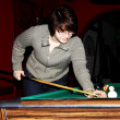 Royalty-Free Stock Photo: Billiards game