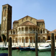 Stock Photo: Church in suburb of Venice.