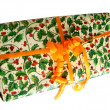 Gift wrapping1 — Stock Photo