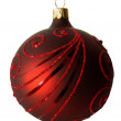 Christmas sphere — Stock Photo #2250459