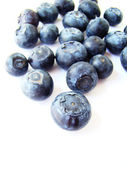 Group of blueberries 1 — Stock Photo