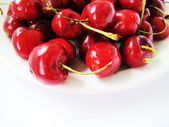 Sweet cherry 1 — Stock Photo