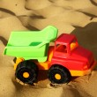 Stock Photo: Toy lorry 3