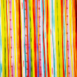 Striped colored background — Stock Photo