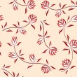 Royalty-Free Stock Vector Image: Floral seamless.