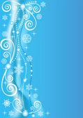 Winter background. — Cтоковый вектор