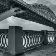 Railroad bridge - Stockfoto