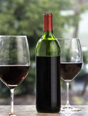 Cabernet wine — Stock Photo