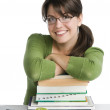 Study and learn — Stock Photo