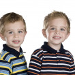 Royalty-Free Stock Photo: Identical twins