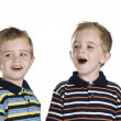 Identical twins — Stock Photo #2206354