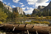 Yosemite national park — Stockfoto