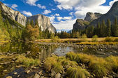 Yosemite nationaalpark — Stockfoto