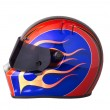 Racing helmet — Stock Photo #2239960