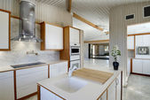 Modern kitchen — Stockfoto