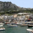 Island of Capri — Stockfoto