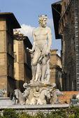 Statue of Neptune — Stock Photo