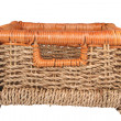 Braided basket — Stockfoto #2132954