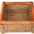 Braided basket — Stock fotografie #2138928