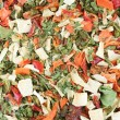 Stock Photo: Background from vegetable seasoning