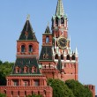 Moscow kremlin - Stock Photo