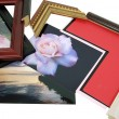 Designing frame project — Foto Stock