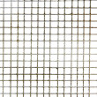 Small wire mesh texture — Stock Photo