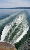 Heading to sea — Stock Photo