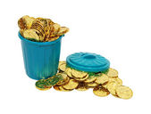 One's garbage is also treasure — Stock Photo