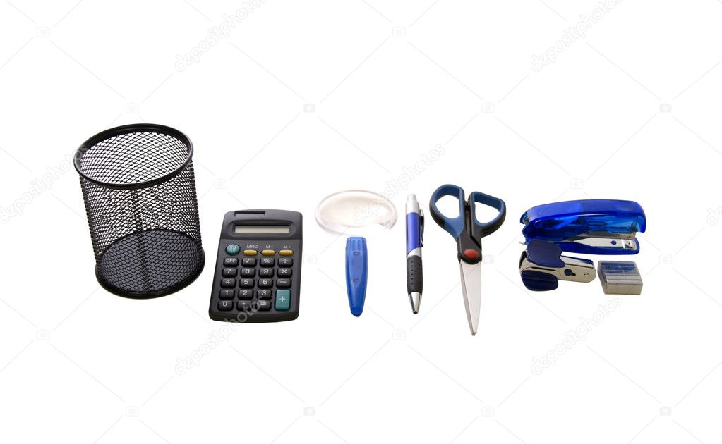 Office Tools — Stock Photo © penywise #2130077