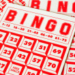 Bingo Cards — Stock Photo