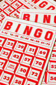 Bingo Cards — Stock Photo