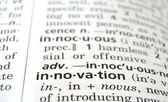 Innovation Defined — Stock Photo