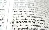 Innovation Defined — Stock Photo