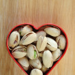 Love Those Pistachio Nuts - Stock Photo