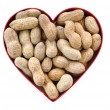 Love Those Peanuts — Stock Photo