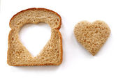 Love that Wheat Bread — Stock Photo