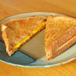 Grilled Cheese Sandwich — Stock Photo #2175455