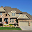 Suburban Executive Home — Stock Photo #2192402