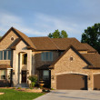 Suburban Executive Home — Stock Photo #2192523