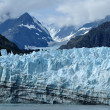 Stock Photo: Tidewater Margerie Glacier, Alaska