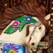 Carousel Horse — Stock Photo
