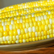 Stock Photo: Bi-Color Corn on Cob