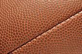 Close-up of Football Texture — Stock Photo