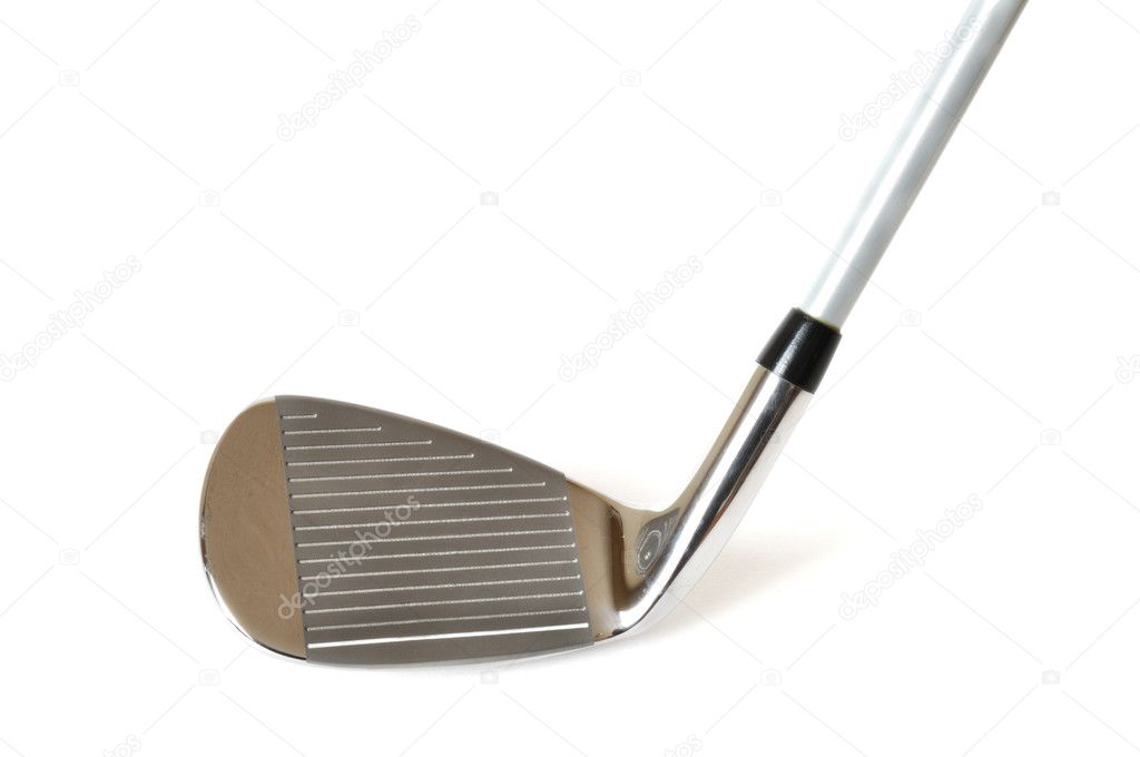 Pitching Wedge Golf Club isolated on a white background — Stock Photo #2294707