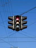 Stoplight — Stock Photo