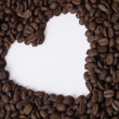 Love of coffee 6 — Stock Photo