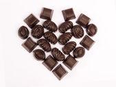 チョコレート バレンタイン 2 — ストック写真